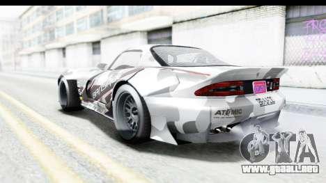 GTA 5 Bravado Banshee 900R Carbon Mip Map IVF para GTA San Andreas