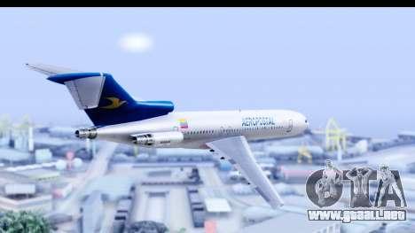 Boeing 727-200 Aeropostal para la visión correcta GTA San Andreas