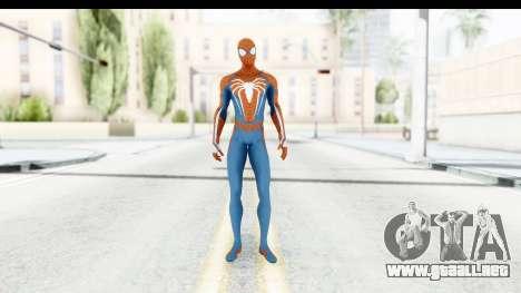 Spider-Man PS4 E3 para GTA San Andreas segunda pantalla