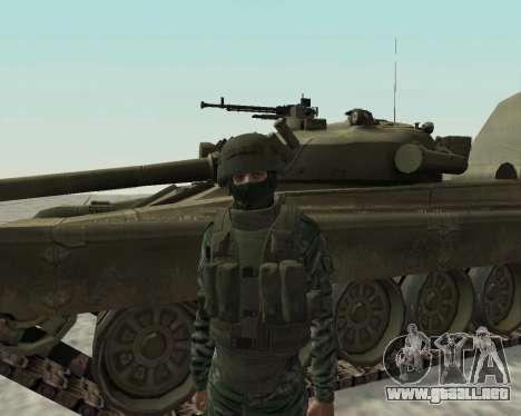 Pak combatientes de aire para GTA San Andreas décimo de pantalla