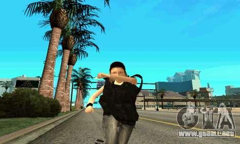 Hembra entrenador de SWAT para GTA San Andreas sexta pantalla
