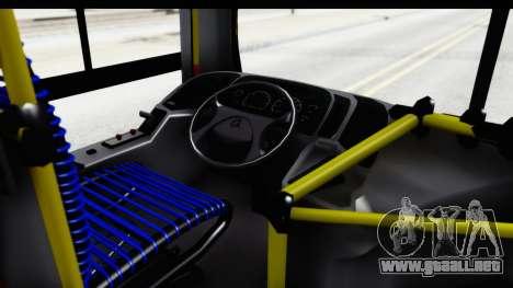 Metalpar Tronador 2 Puertas Linea 324 para visión interna GTA San Andreas