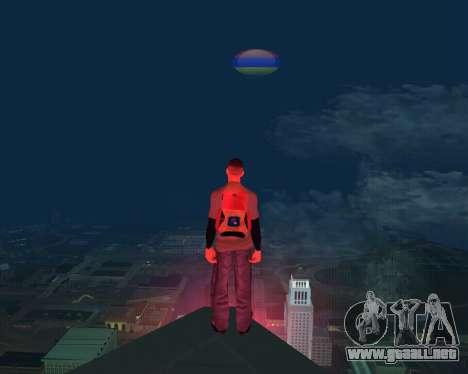 Luna nueva armenia para GTA San Andreas
