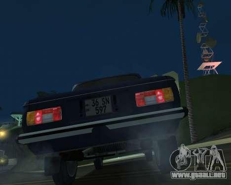Zaz 968M armenia para el motor de GTA San Andreas