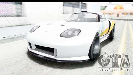 GTA 5 Bravado Banshee 900R Carbon Mip Map para visión interna GTA San Andreas