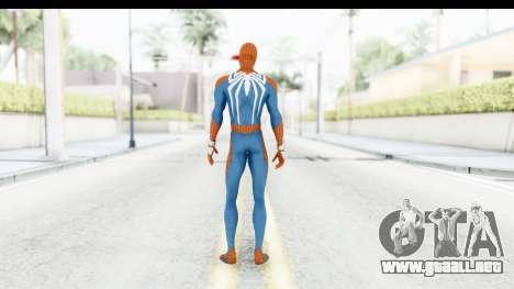Spider-Man PS4 E3 para GTA San Andreas tercera pantalla