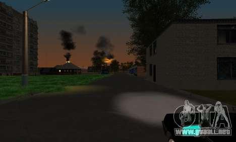El nuevo distrito cerca de Arzamas para GTA San Andreas séptima pantalla