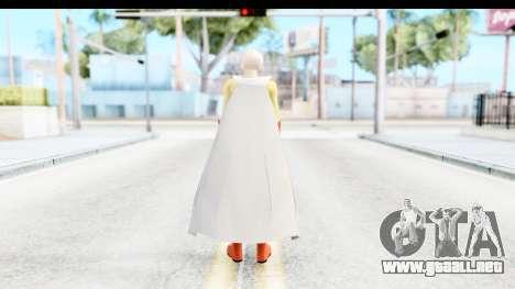 Saitama para GTA San Andreas tercera pantalla