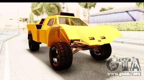 GTA 5 Desert Raid IVF PJ para la visión correcta GTA San Andreas