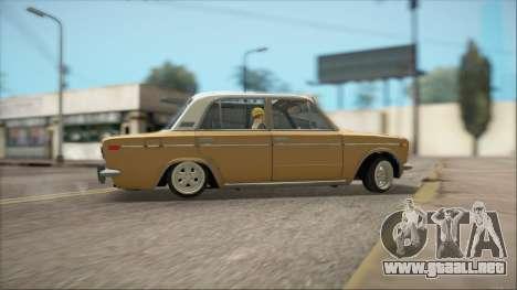 VAZ 2106 Summer para visión interna GTA San Andreas