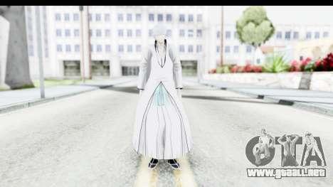 Bleach - Ichimaru para GTA San Andreas segunda pantalla
