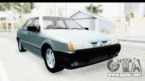 Renault 19 RE para la visión correcta GTA San Andreas
