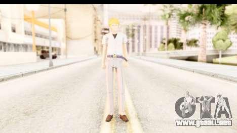 Bleach - Ichigo U para GTA San Andreas segunda pantalla
