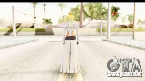 Bleach - Halibel para GTA San Andreas tercera pantalla