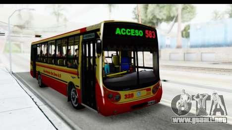 Metalpar Tronador 2 Puertas Linea 324 para la visión correcta GTA San Andreas