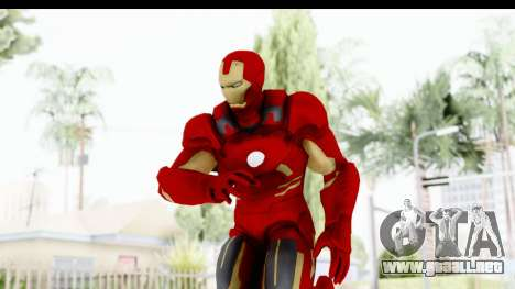 Marvel Heroes - Iron Man Mk7 para GTA San Andreas