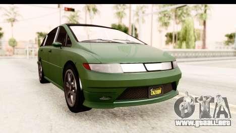 GTA 5 (4) Dinka Perennial para GTA San Andreas