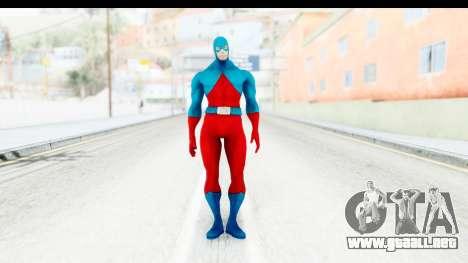 Injustice God Among Us - Atom para GTA San Andreas segunda pantalla