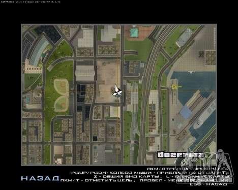 Garaje nuevo Armenia para GTA San Andreas décimo de pantalla
