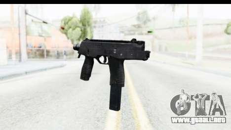 Brujas & Thomet MP9 para GTA San Andreas segunda pantalla