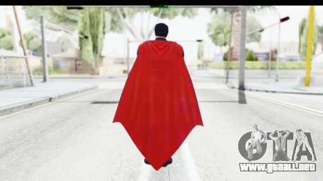 Injustice Gods Among - Superman Earth 2 para GTA San Andreas tercera pantalla