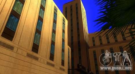 Nuevas texturas de un skate Park y hospital para GTA San Andreas séptima pantalla