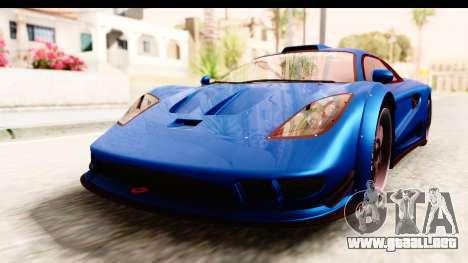 GTA 5 Progen Tyrus IVF para la visión correcta GTA San Andreas