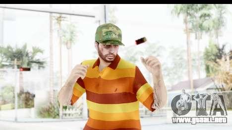 Skin Male Random 3 GTA Online para GTA San Andreas