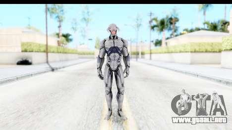 Marvel Heroes - Ultron Uncanny Avengers para GTA San Andreas segunda pantalla