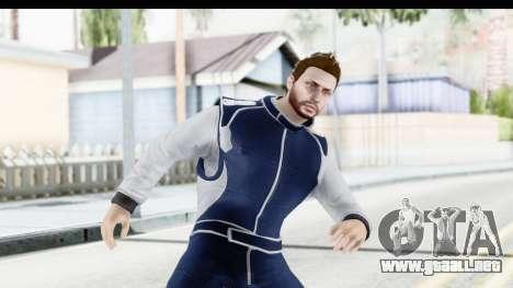 GTA 5 Online Cunning Stunts Skin 4 para GTA San Andreas
