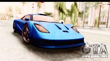 GTA 5 Progen Tyrus IVF para GTA San Andreas