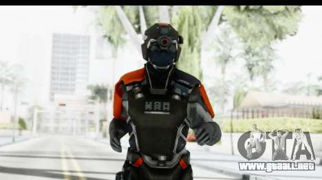 Homefront The Revolution - KPA v5 Captain para GTA San Andreas