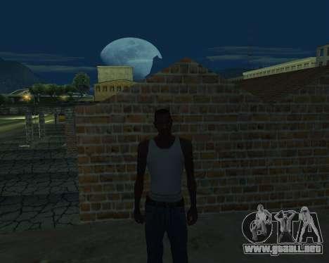 Garaje nuevo Armenia para GTA San Andreas sexta pantalla