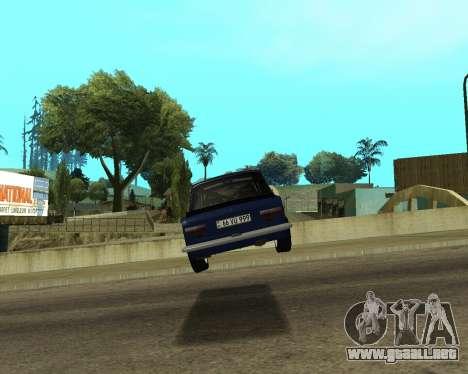 VAZ 2101 Armenia para GTA San Andreas