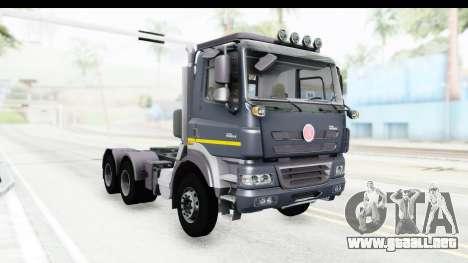 Tatra Phoenix Agro Truck v1.0 para la visión correcta GTA San Andreas