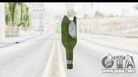 GTA 5 Broken Bottle para GTA San Andreas segunda pantalla