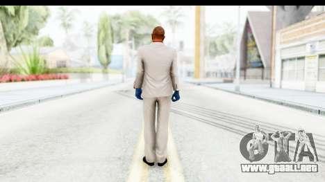 Payday 2 - Jiro para GTA San Andreas tercera pantalla