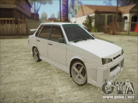 VAZ 21099 Kolxz para GTA San Andreas