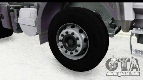 Tatra Phoenix Agro Truck v1.0 para GTA San Andreas vista hacia atrás