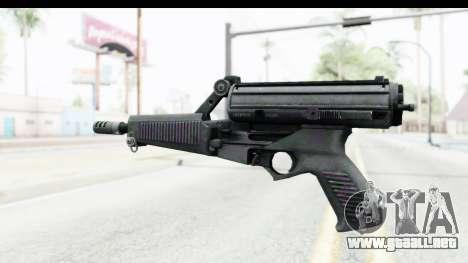 Calico M950 para GTA San Andreas segunda pantalla
