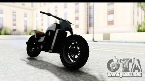 GTA 5 Western Gargoyle Stock para GTA San Andreas