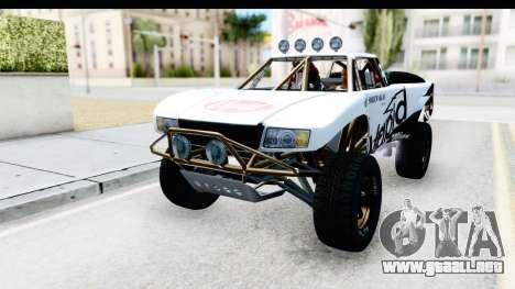 GTA 5 Trophy Truck IVF para GTA San Andreas