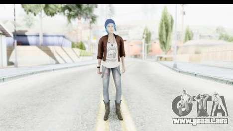 Life Is Stange Episode 3 - Chloe Jacket para GTA San Andreas segunda pantalla