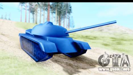 Tank M60 from Army Men: Serges Heroes 2 DC para GTA San Andreas