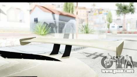 GTA 5 Emperor ETR1 IVF para visión interna GTA San Andreas
