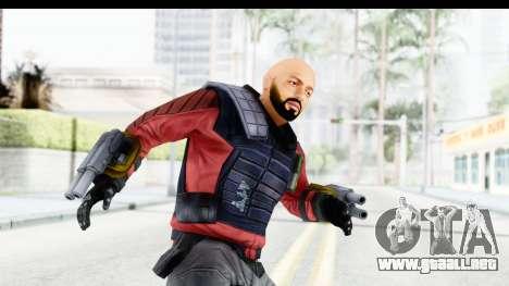 Deadshot (Will Smith) para GTA San Andreas