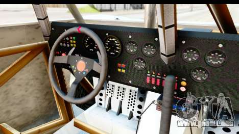 GTA 5 Trophy Truck IVF para visión interna GTA San Andreas