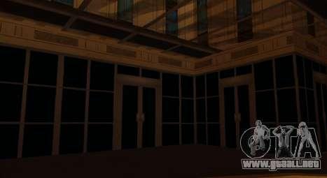 Nuevas texturas de un skate Park y hospital para GTA San Andreas novena de pantalla
