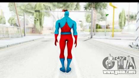 Injustice God Among Us - Atom para GTA San Andreas tercera pantalla