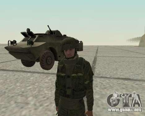 Pak combatientes de aire para GTA San Andreas segunda pantalla